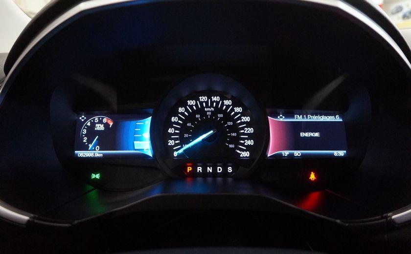 2015 Ford EDGE SEL AWD (caméra et sonar de recul) #14