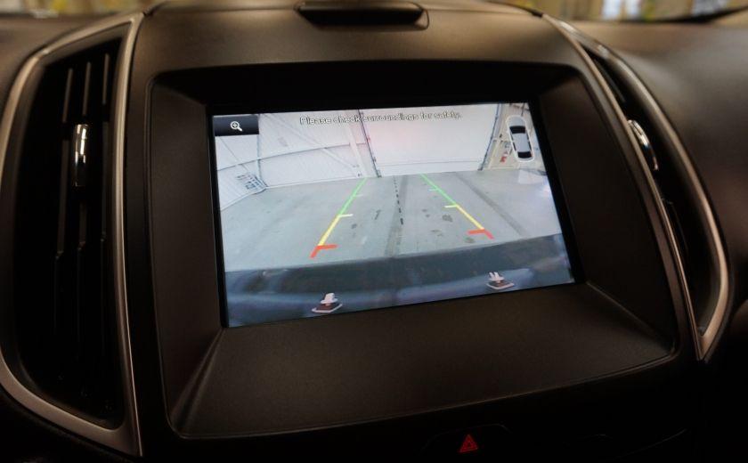 2015 Ford EDGE SEL AWD (caméra et sonar de recul) #16