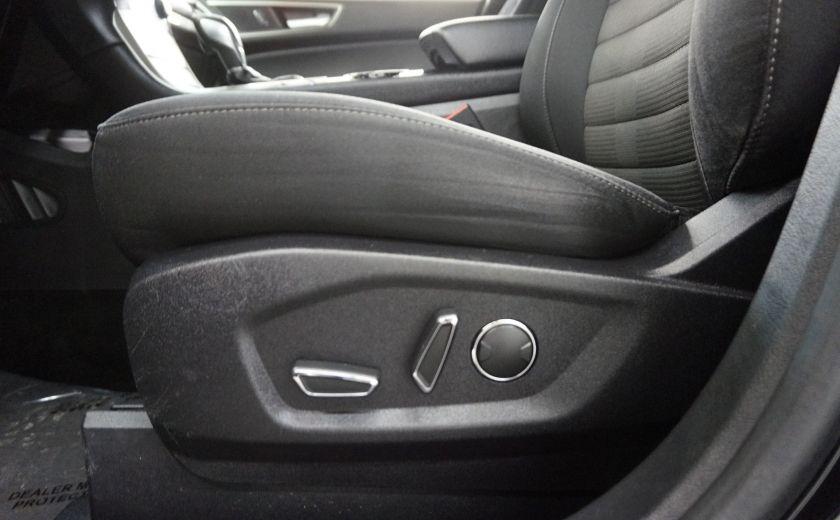 2015 Ford EDGE SEL AWD (caméra et sonar de recul) #19