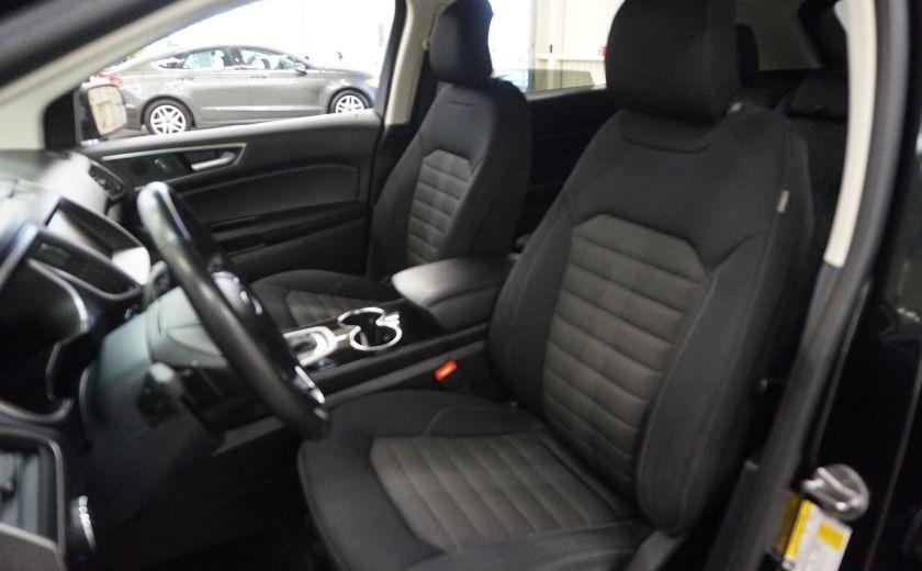 2015 Ford EDGE SEL AWD (caméra et sonar de recul) #20