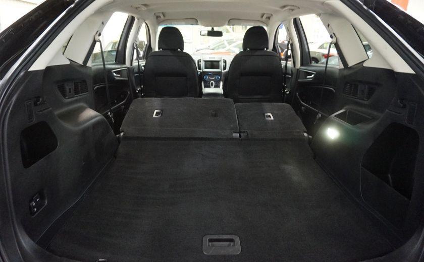 2015 Ford EDGE SEL AWD (caméra et sonar de recul) #26