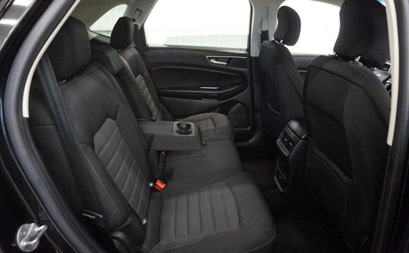 2015 Ford EDGE SEL AWD (caméra et sonar de recul) #27