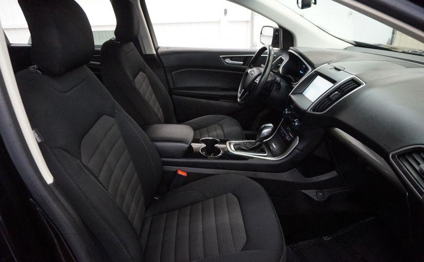2015 Ford EDGE SEL AWD (caméra et sonar de recul) #28
