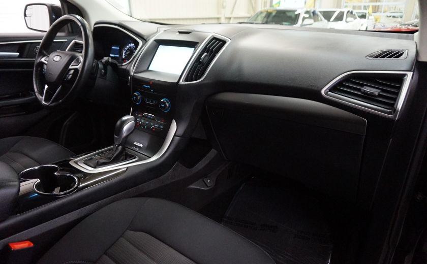 2015 Ford EDGE SEL AWD (caméra et sonar de recul) #29