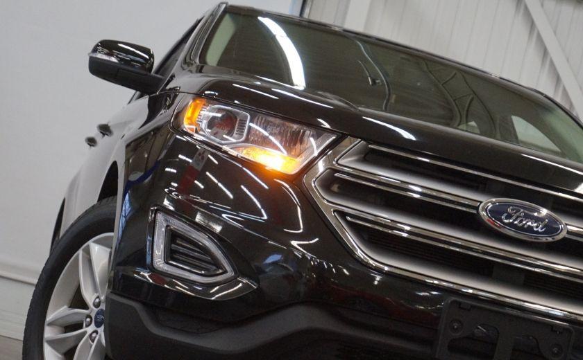 2015 Ford EDGE SEL AWD (caméra et sonar de recul) #32