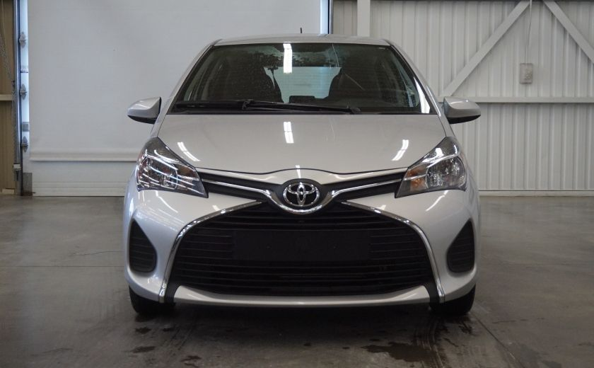 2015 Toyota Yaris LE #1