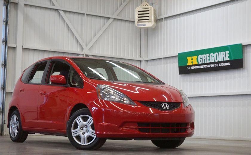 2013 Honda Fit LX #0