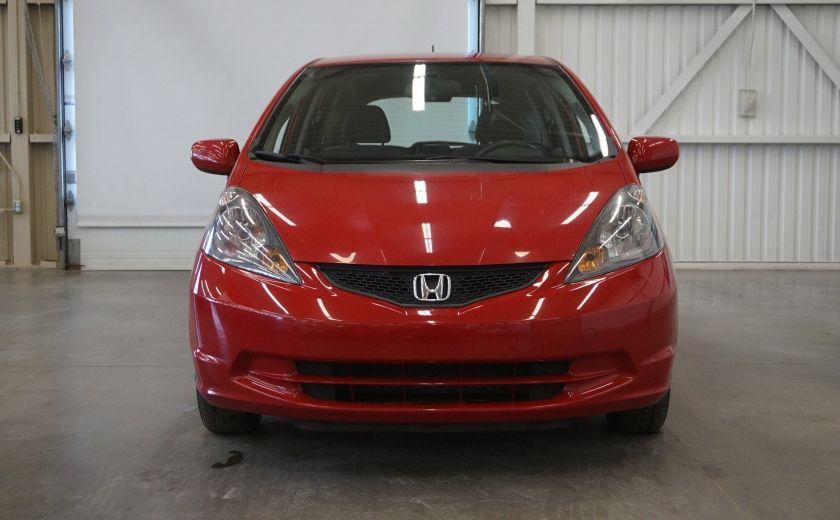 2013 Honda Fit LX #1