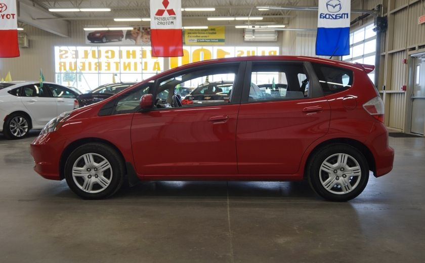 2013 Honda Fit LX #3