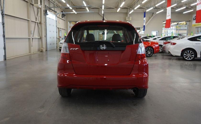 2013 Honda Fit LX #5