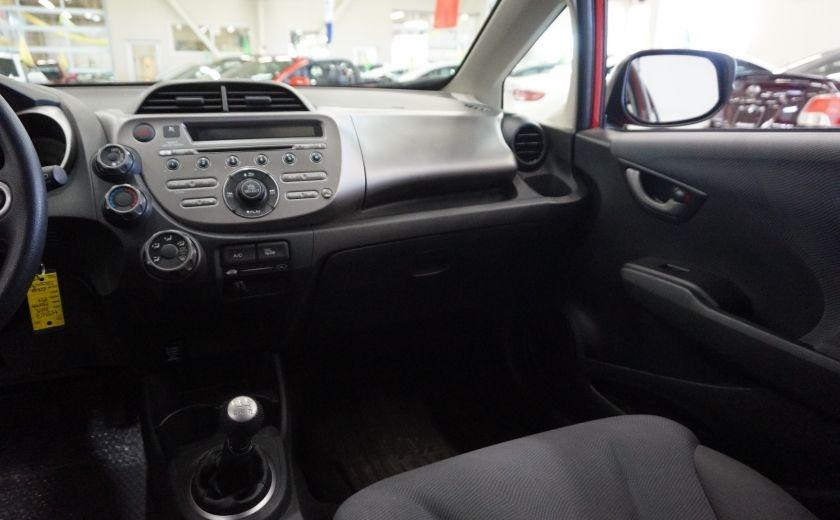 2013 Honda Fit LX #9