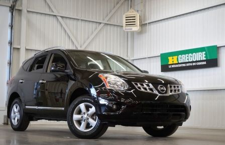 2013 Nissan Rogue S AWD (toit ouvrant-sonar) in Sherbrooke