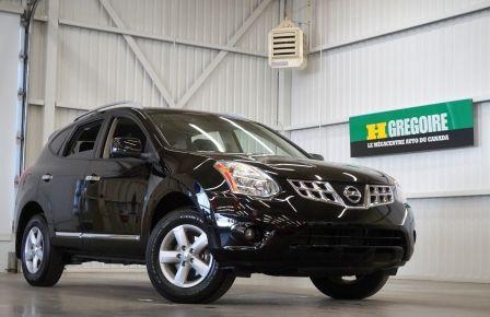 2013 Nissan Rogue S AWD (toit ouvrant-sonar) à Sherbrooke