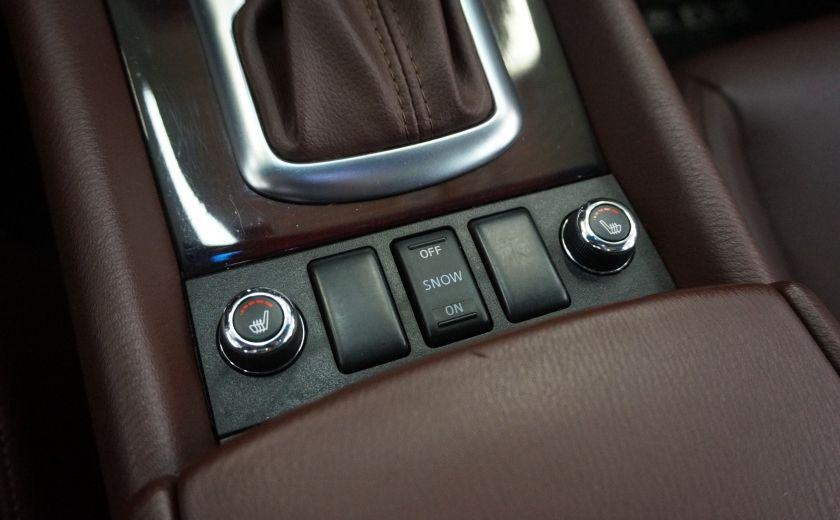 2012 Infiniti EX35 (cuir-caméra-toit) #18
