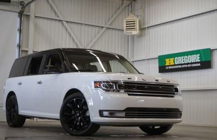 2016 Ford Flex Limited AWD (caméra-toit-navi) in Estrie