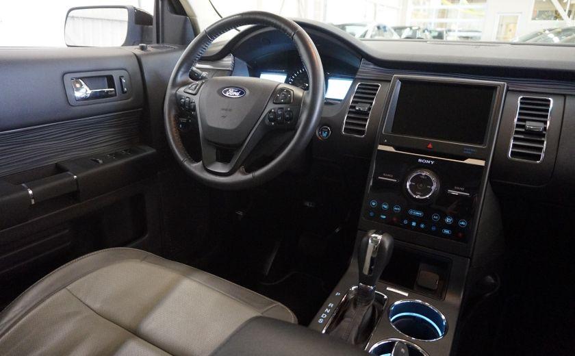 2016 Ford Flex Limited AWD (caméra-toit-navi) #11