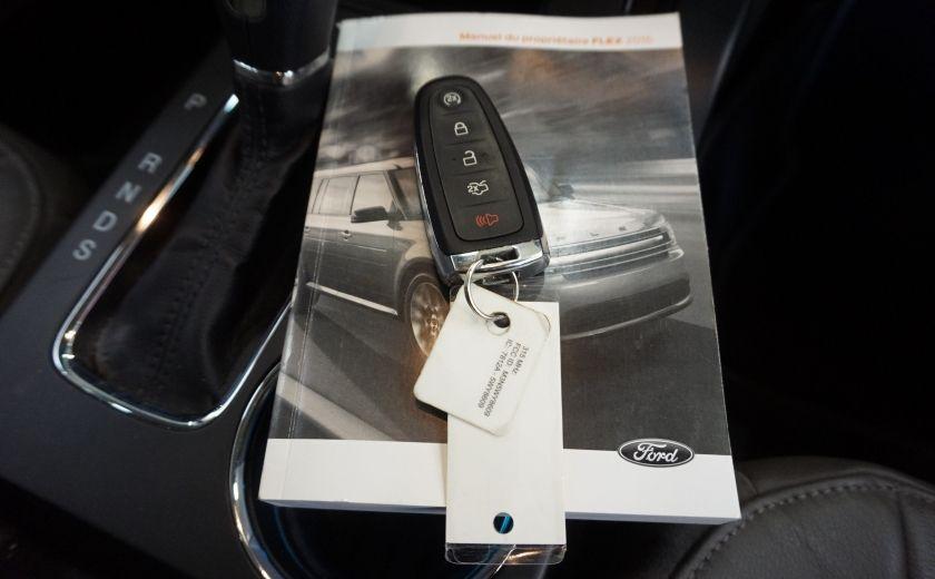 2016 Ford Flex Limited AWD (caméra-toit-navi) #40