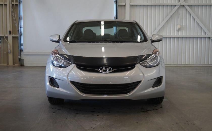 2012 Hyundai Elantra GL #1