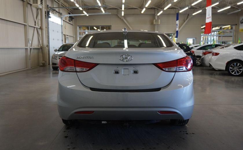 2012 Hyundai Elantra GL #5