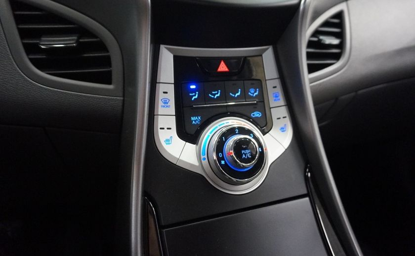 2012 Hyundai Elantra GL #16