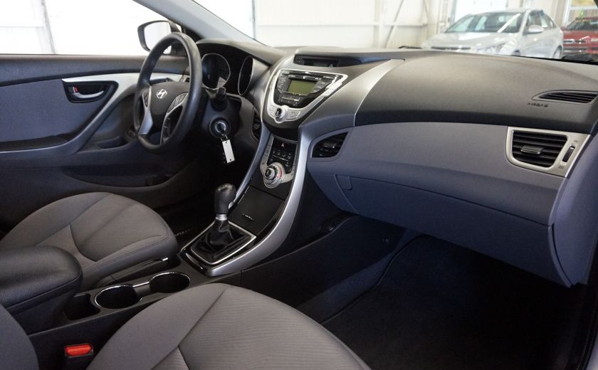 2012 Hyundai Elantra GL #27