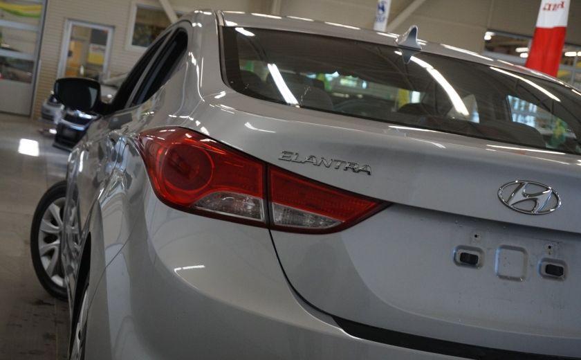 2012 Hyundai Elantra GL #31