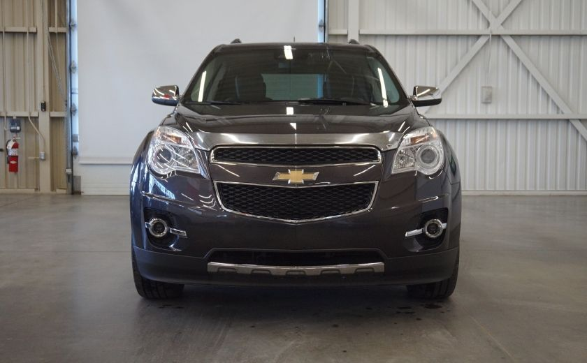 2014 Chevrolet Equinox LTZ AWD (cuir-toit-caméra-navi) #1