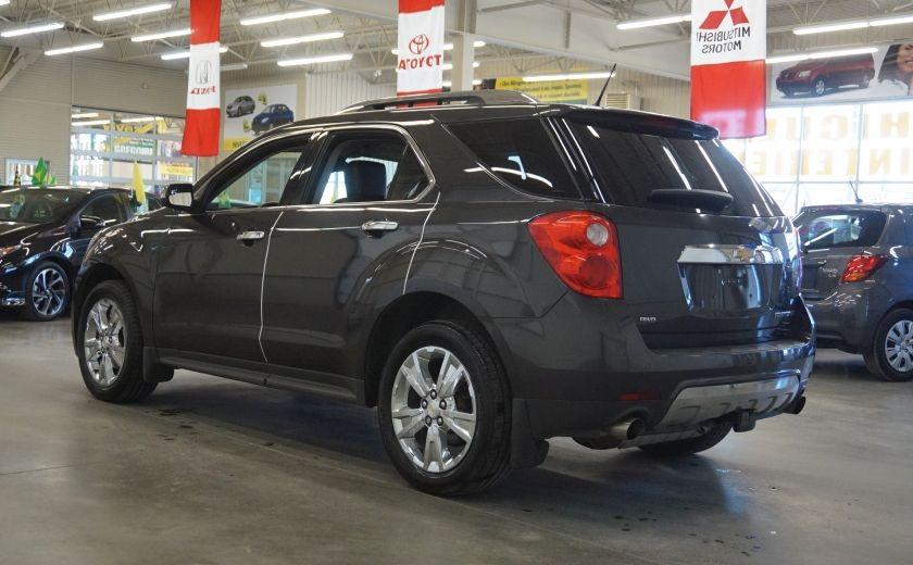 2014 Chevrolet Equinox LTZ AWD (cuir-toit-caméra-navi) #4