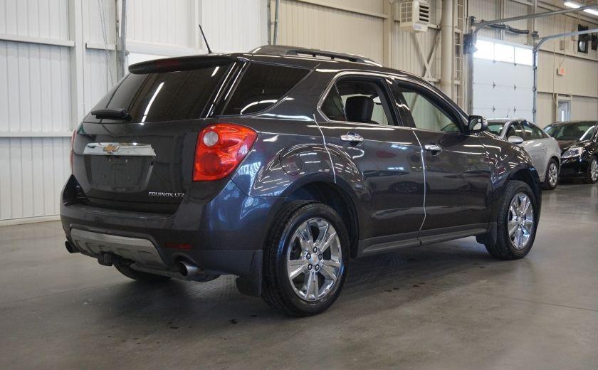 2014 Chevrolet Equinox LTZ AWD (cuir-toit-caméra-navi) #6