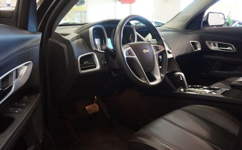 2014 Chevrolet Equinox LTZ AWD (cuir-toit-caméra-navi) #8