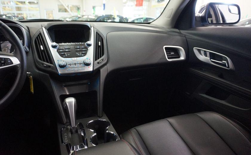 2014 Chevrolet Equinox LTZ AWD (cuir-toit-caméra-navi) #9
