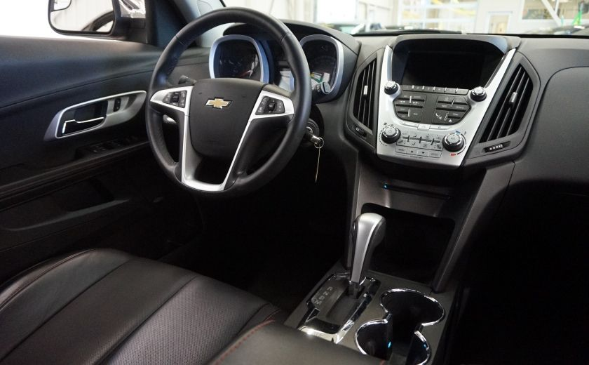 2014 Chevrolet Equinox LTZ AWD (cuir-toit-caméra-navi) #11