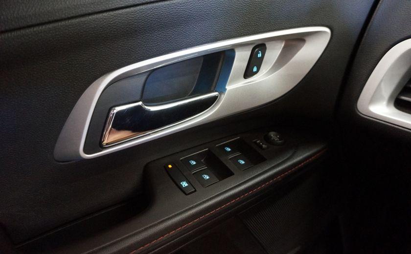 2014 Chevrolet Equinox LTZ AWD (cuir-toit-caméra-navi) #17