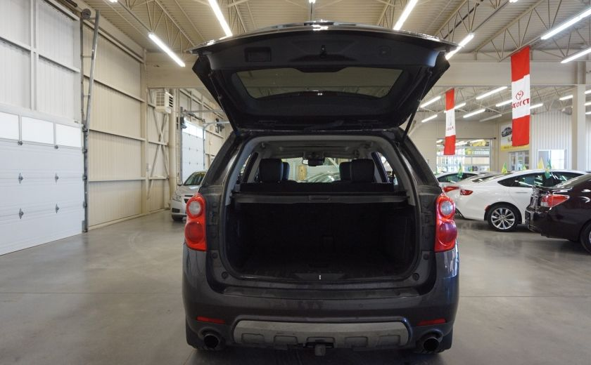 2014 Chevrolet Equinox LTZ AWD (cuir-toit-caméra-navi) #22