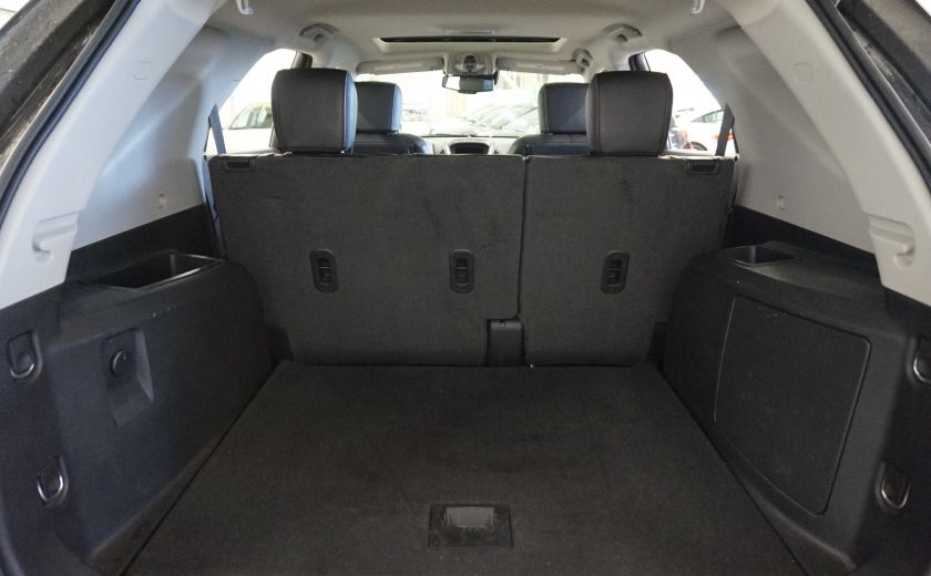 2014 Chevrolet Equinox LTZ AWD (cuir-toit-caméra-navi) #23