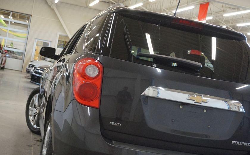 2014 Chevrolet Equinox LTZ AWD (cuir-toit-caméra-navi) #34