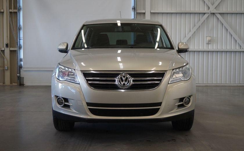 2010 Volkswagen Tiguan Trendline 4Motion #1