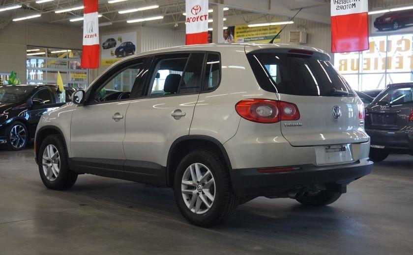 2010 Volkswagen Tiguan Trendline 4Motion #4