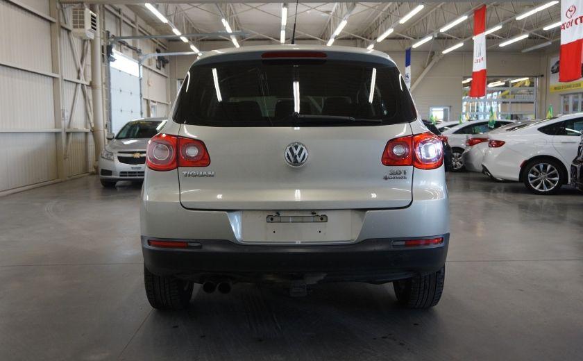 2010 Volkswagen Tiguan Trendline 4Motion #5