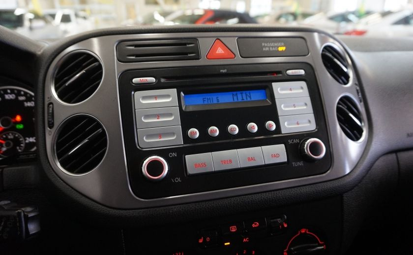 2010 Volkswagen Tiguan Trendline 4Motion #14
