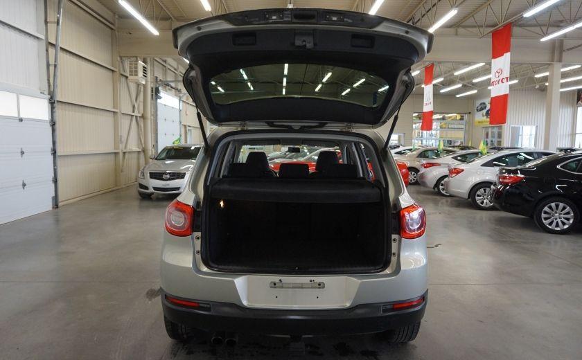 2010 Volkswagen Tiguan Trendline 4Motion #19