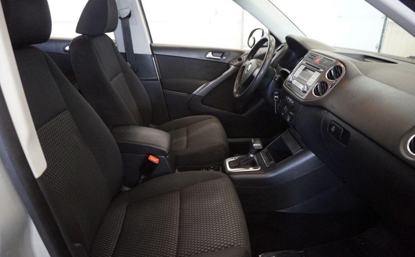 2010 Volkswagen Tiguan Trendline 4Motion #24