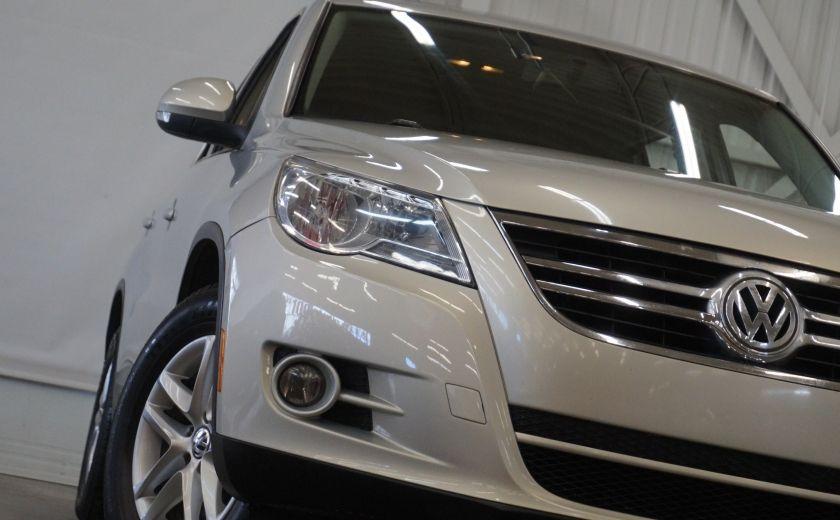 2010 Volkswagen Tiguan Trendline 4Motion #27
