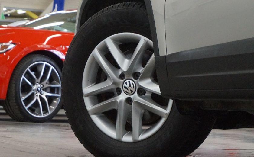 2010 Volkswagen Tiguan Trendline 4Motion #29