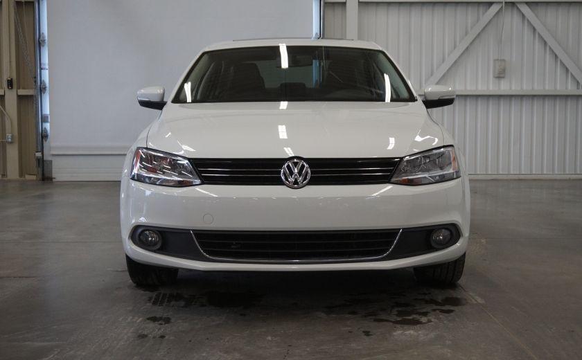 2014 Volkswagen Jetta 1.8 TSI Highline (cuir-toit ouvrant) #1