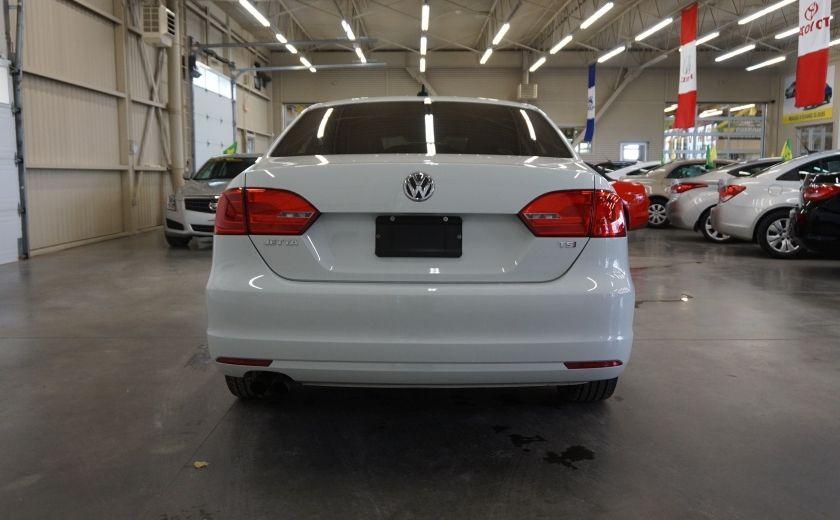 2014 Volkswagen Jetta 1.8 TSI Highline (cuir-toit ouvrant) #5