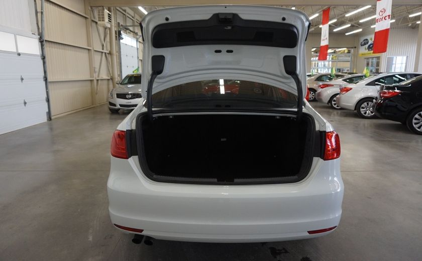 2014 Volkswagen Jetta 1.8 TSI Highline (cuir-toit ouvrant) #22