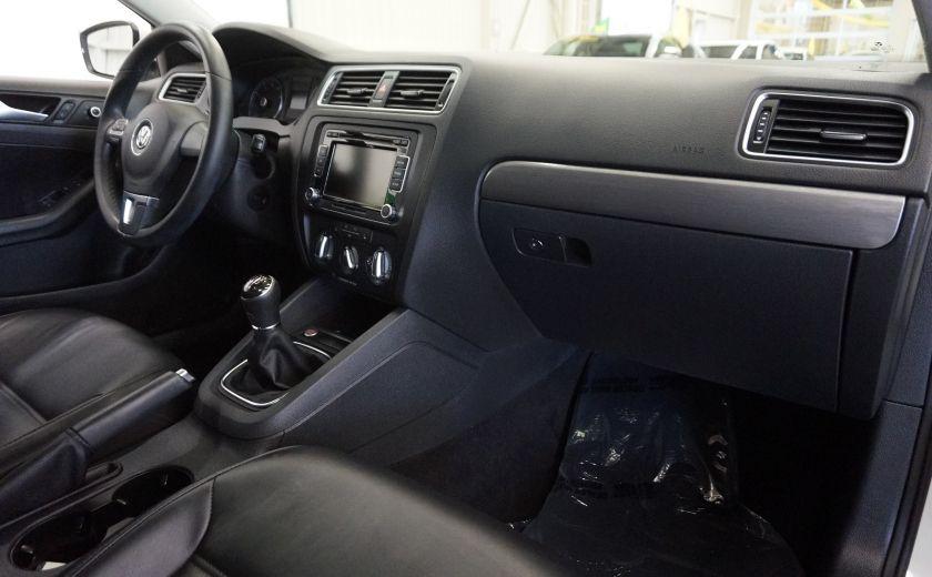 2014 Volkswagen Jetta 1.8 TSI Highline (cuir-toit ouvrant) #27