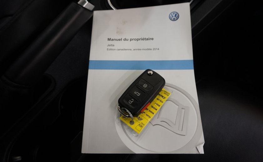 2014 Volkswagen Jetta 1.8 TSI Highline (cuir-toit ouvrant) #28