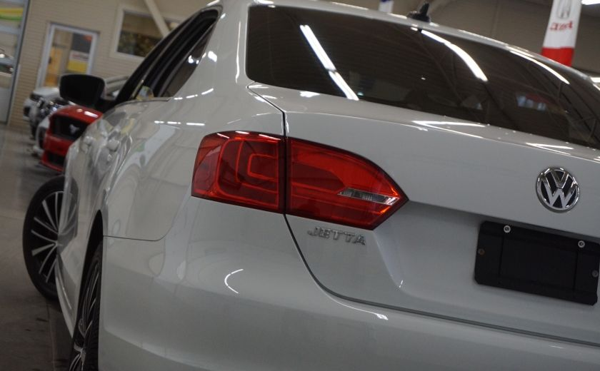 2014 Volkswagen Jetta 1.8 TSI Highline (cuir-toit ouvrant) #31